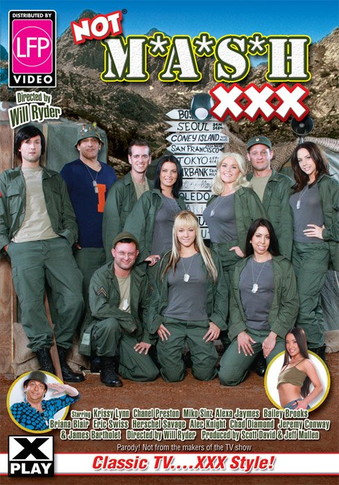 Not M*A*S*H XXX (2018/SD/480p/1.36 GB)