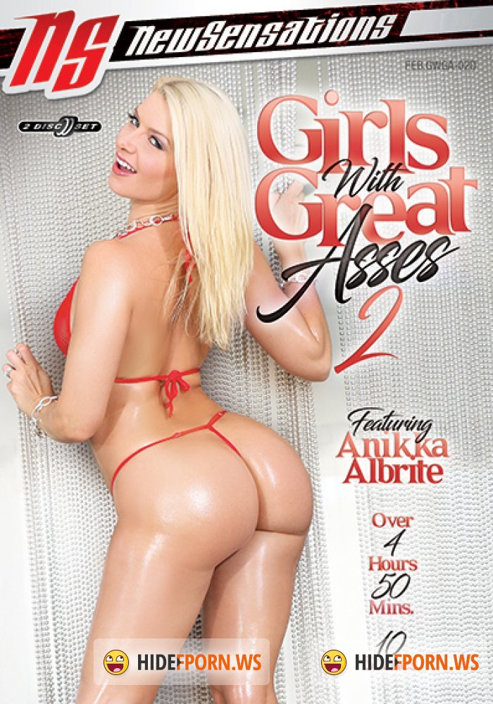 Girls With Great Asses 2 [DVDRip]