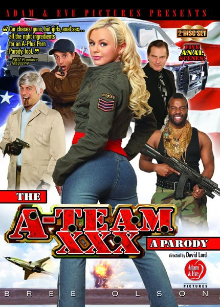 The A-Team: XXX A Parody (2018/SD/480p/1.37 GB)