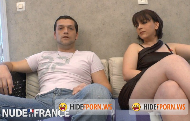 NudeinFrance.com - Cassandra - First time sodomy in front of a camera for this young amateur couple [SD 406p]