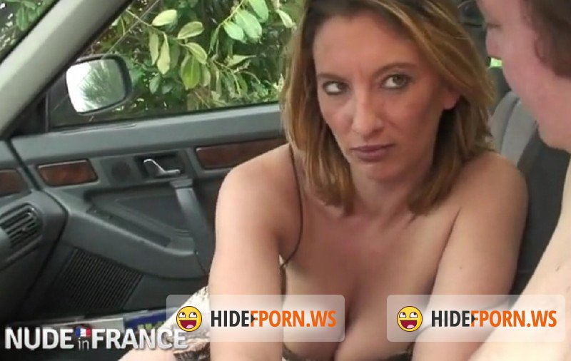 NudeinFrance.com - Papy Voyeur - Papy Voyeur founds 2 swingers couples anal fucking in a car and joins them [SD 406p]