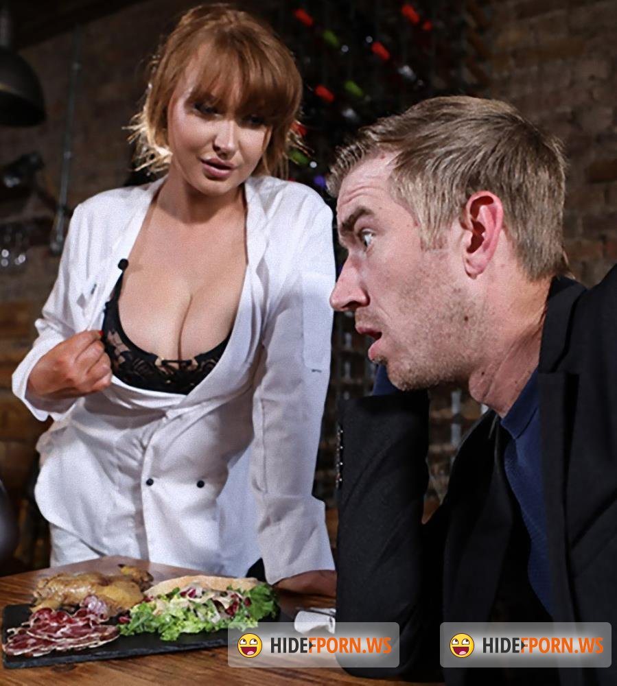 BigTitsAtWork/Brazzers - Ashleigh Devere - Finally, Some Good Fucking Food [SD 540p]