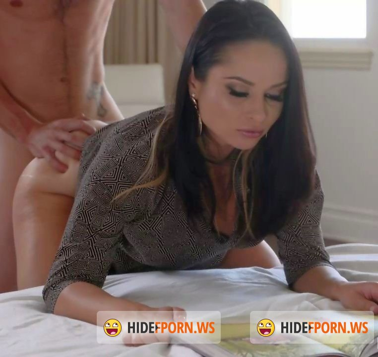 FamilyStrokes - Crystal Rush - Stepmom Soothes My Erection [HD]