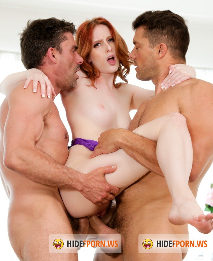 EvilAngel - Alex Harper - Redhead Alex: Double Penetration 3-Way [FullHD]
