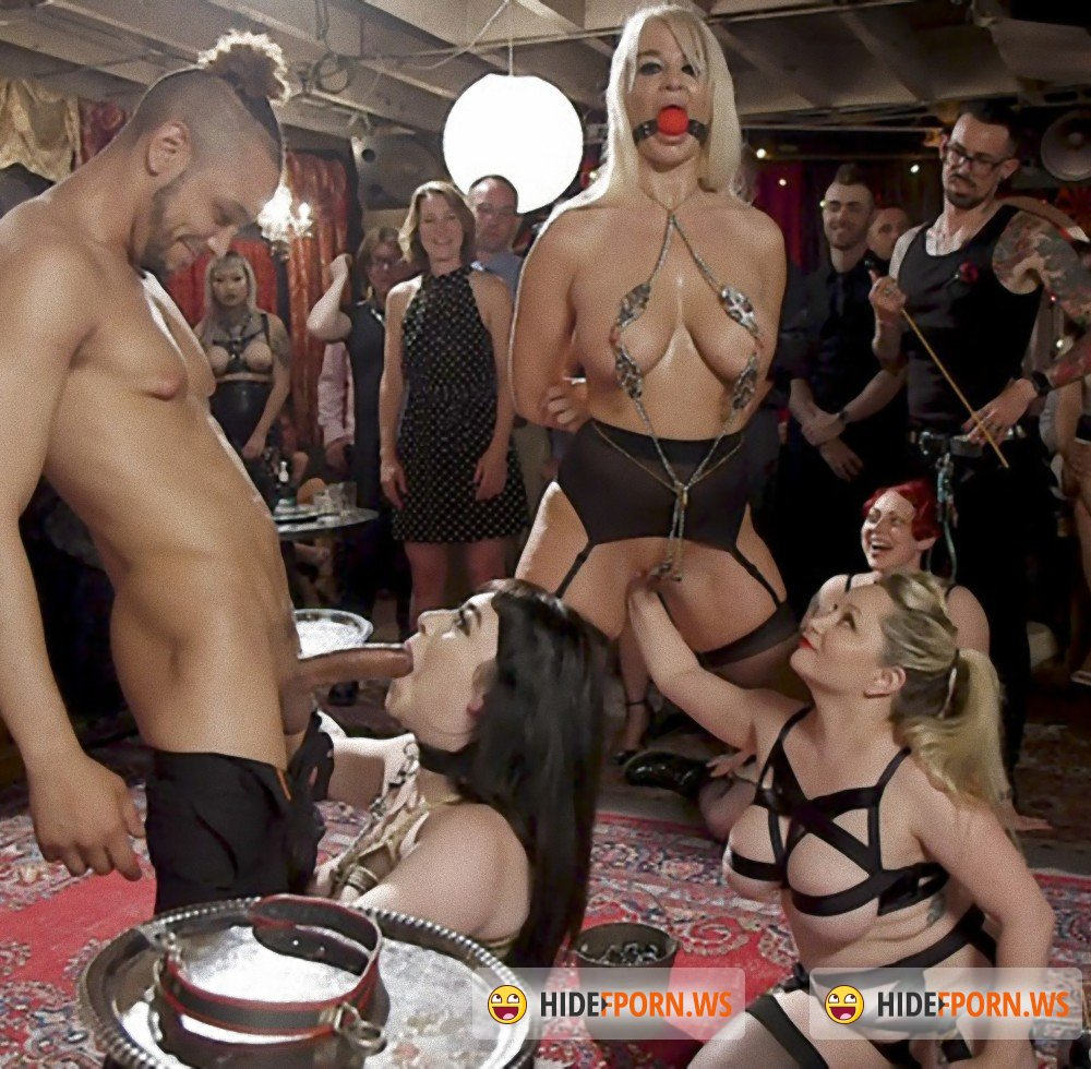 TheupperFloor/Kink - Aiden Starr, Donny Sins, London River, Amilia Onyx - The Anal Submissive MILF And The Big-Titted 19 Year Old [HD 720p]