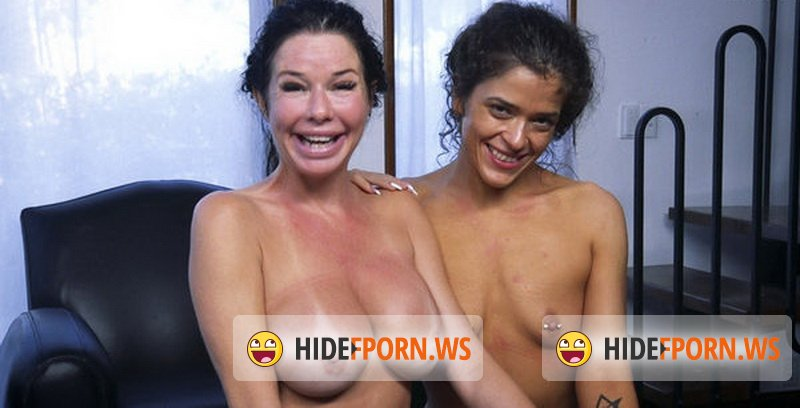 FamiliesTied/Kink.com - Veronica Avluv, Victoria Voxxx, - The Nymphomaniacs Lil Sister: Veronica Avluv Returns [HD 720p]