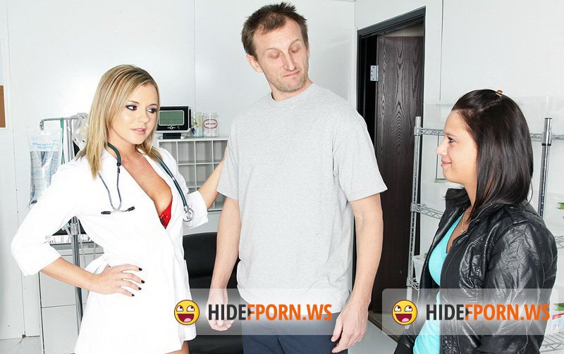 DoctorAdventures.com/BraZZers.com - Bree Olson - Care to Donate Some Fluid? [FullHD 1080p]
