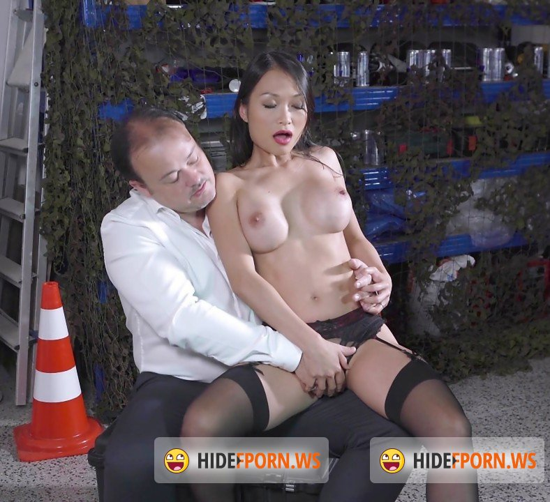 BangGlamkore/Bang - Pussykat - Beautiful Asian Pussykat Gets Out Of Interrogation By Fucking The Cop! [FullHD]