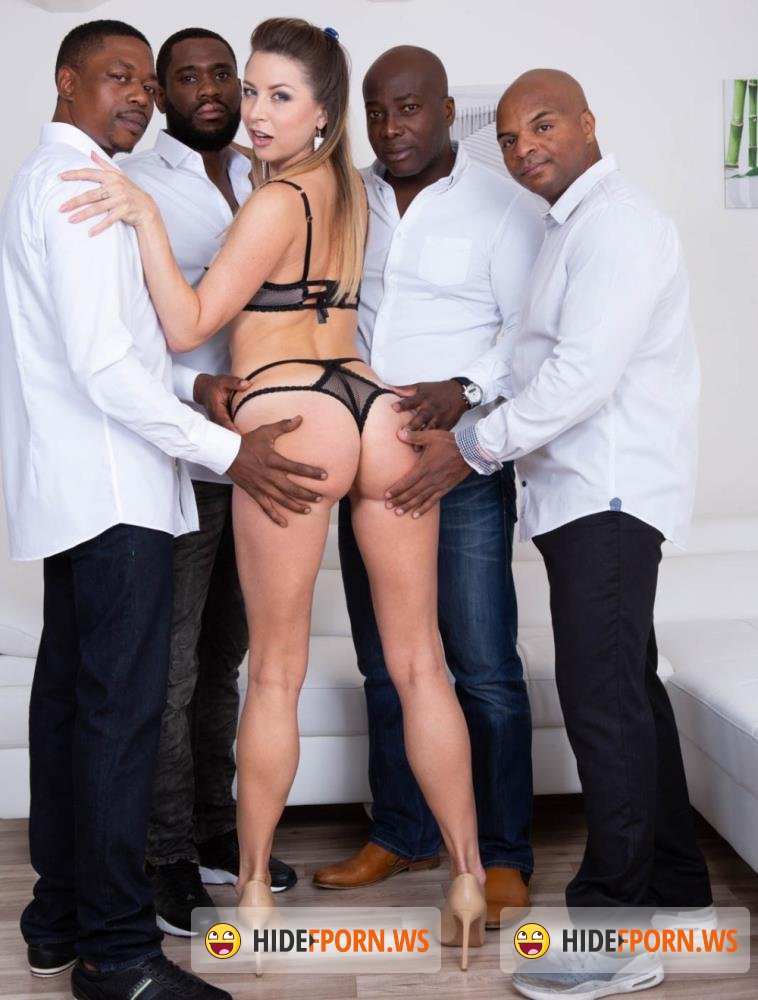 Private - Paulina Soul - Debuts in interracial gangbang [FullHD 1080p]