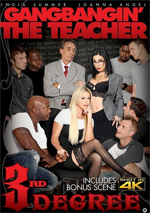 Gangbangin The Teacher (2018/WEBRip/FullHD)