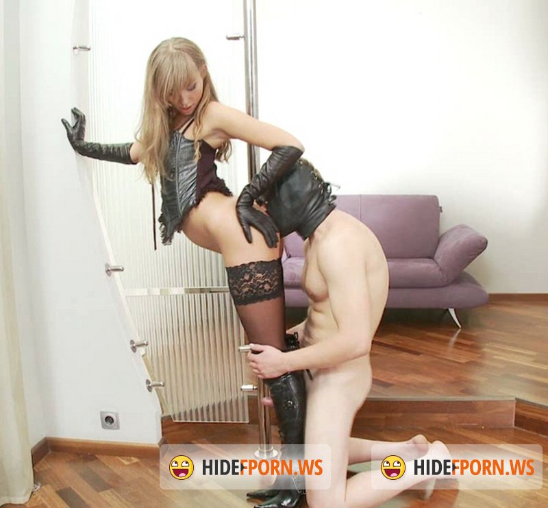 Young-goddess.com - Anna - The Perfect Boot Domination [HD 720p]
