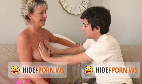 Mature.com - Constance Joy - Mature Wooman Have Sex With Virgin Boy [FullHD 1080p]