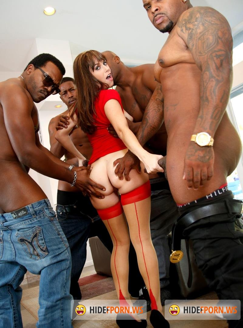WatchingMyMomGoBlack.com/DogFartNetwork.com - Alana Cruise - Lets make her airtight! [HD 720p]