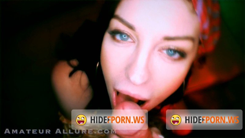 AmateurAllure.com - Sovereign Syre, Avi Love - Amateur Allure Welcomes Sovereign Syre and Avi Love in Halloween Suck and Swallow [FullHD 1080p]