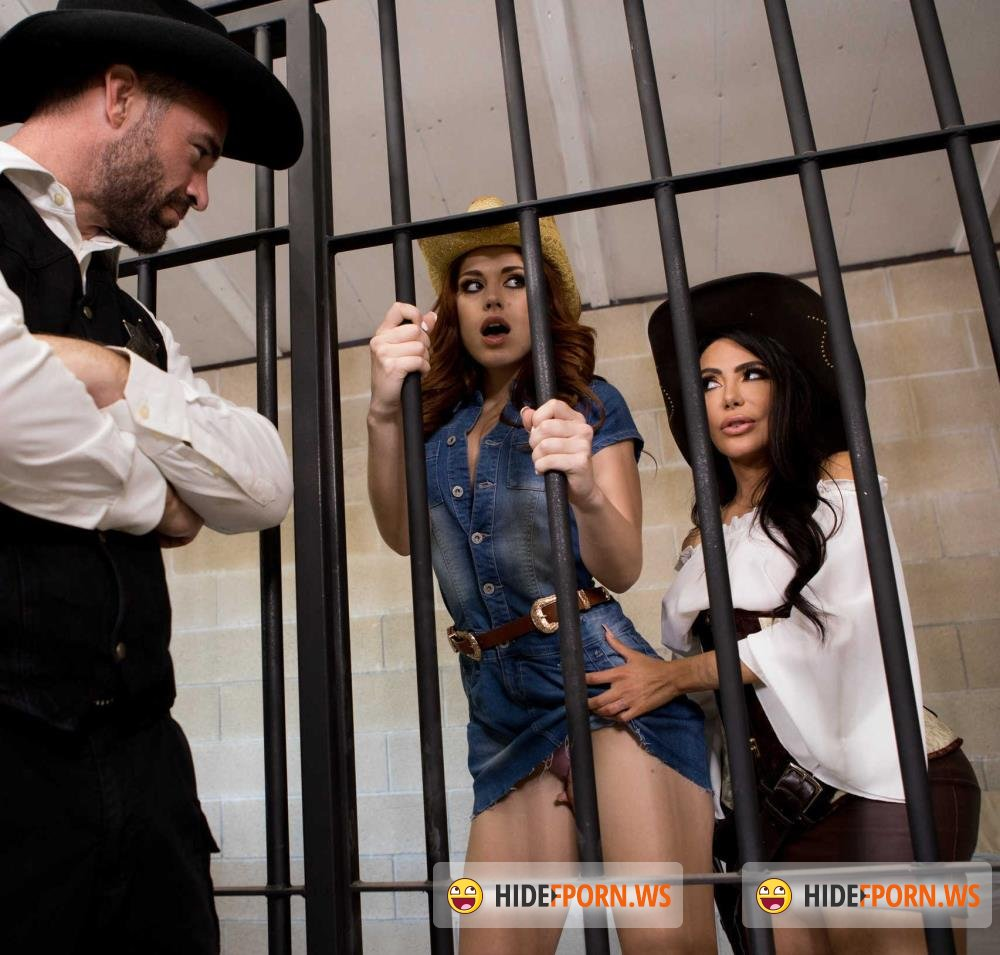 HotAndMean/Brazzers - Lela Star - Wanted Fucked Or Alive: Part 1 [HD 720p]