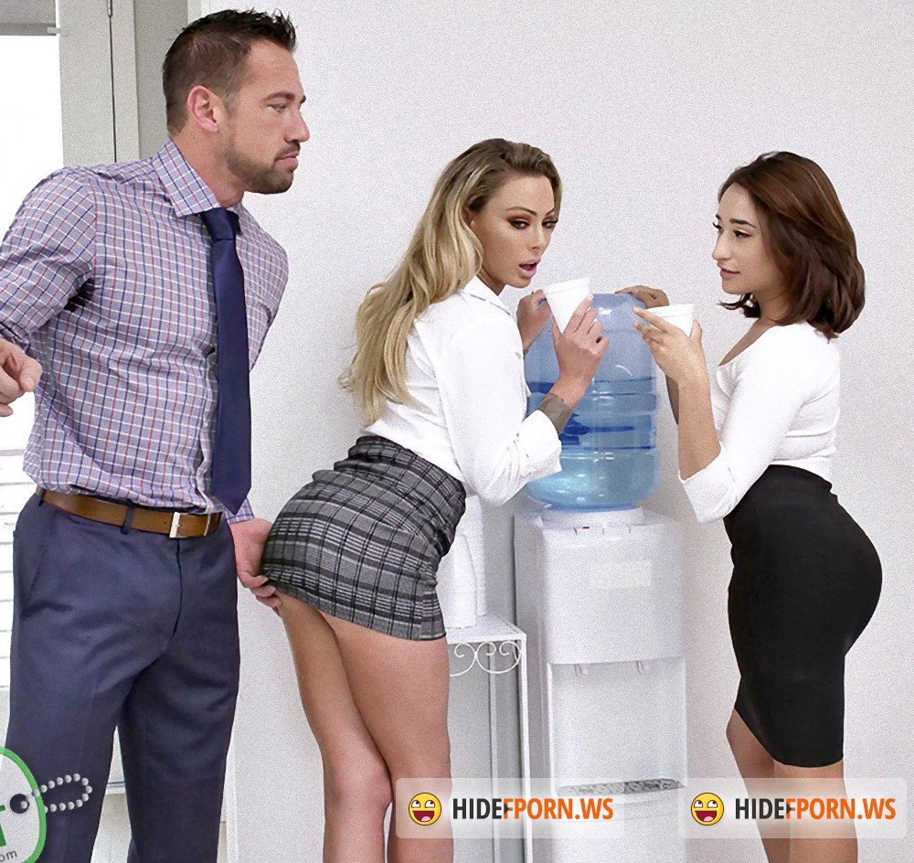 BadMilfs/TeamSkeet - Isabella Nice, Isabelle Deltore - Head Gets You Ahead [HD 720p]