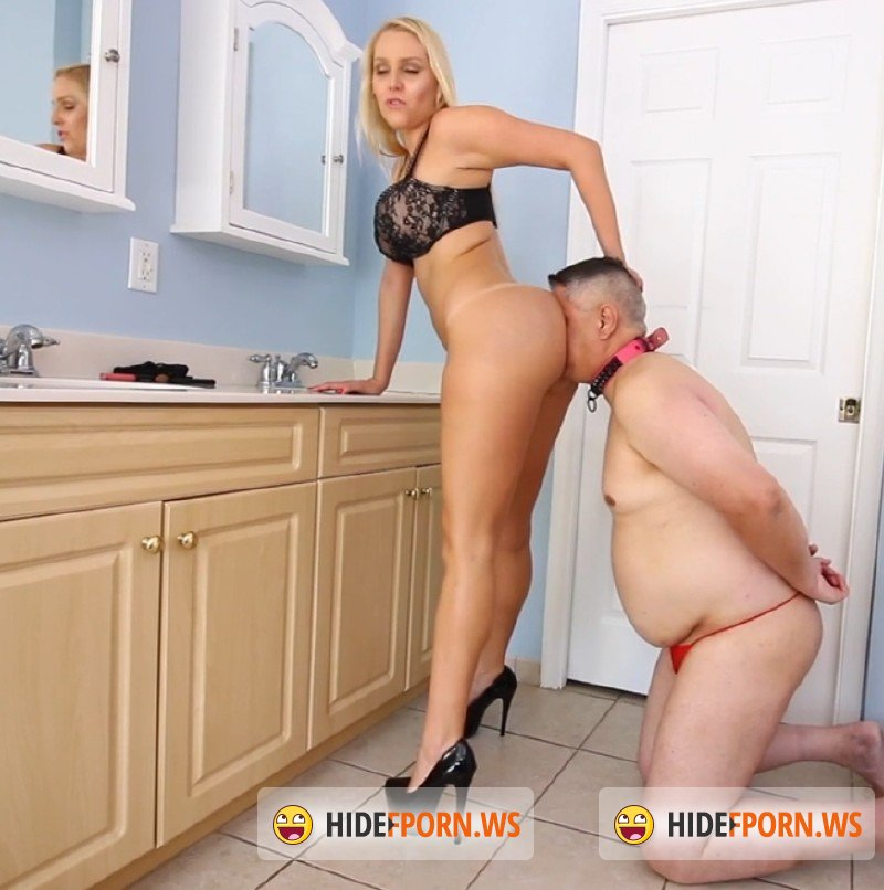 SubbyHubby.com - Vanessa Cage - Becoming Vanessas Servant Part 1 - Ass Worship [HD 720p]