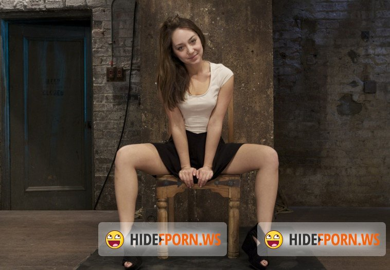 HogTied.com/Kink.com - Remy LaCroix - Cute girl next door, bound, face fucked, made to cum over & over, brutal bondage and pussy torture! [HD 720p]