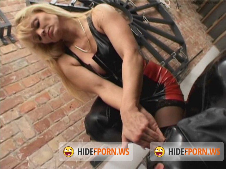 MissDoms.com - Mistress Cynthia - Mistress Cynthia has her own will very forcefully... [SD 576p]