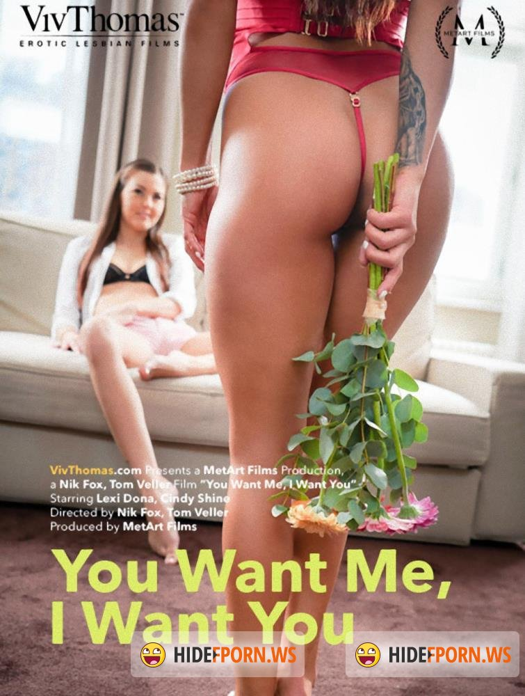 VivThomas - Cindy Shinem, Lexi Dona - You Want Me, I Want You [FullHD 1080p]