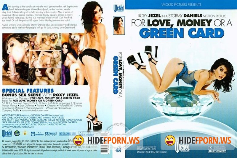For Love, Money Or A Green Card Stormy Daniels, Wicked Pictures [1.20 GiB