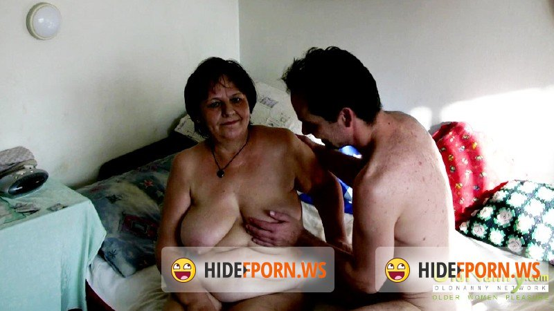 OldNanny.com - Gisela, Kata, Konrad - Old granny fucking with another couple [HD 720p]