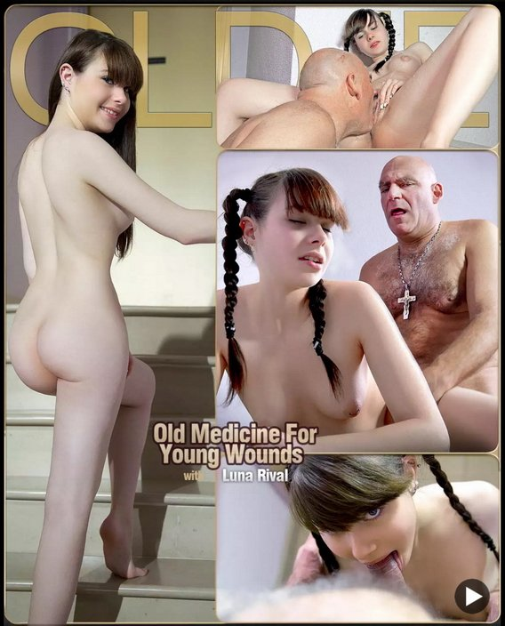 Oldje.com/ClassMedia.com - Luna Rival - Old Medicine For Young Wounds [FullHD 1080p]