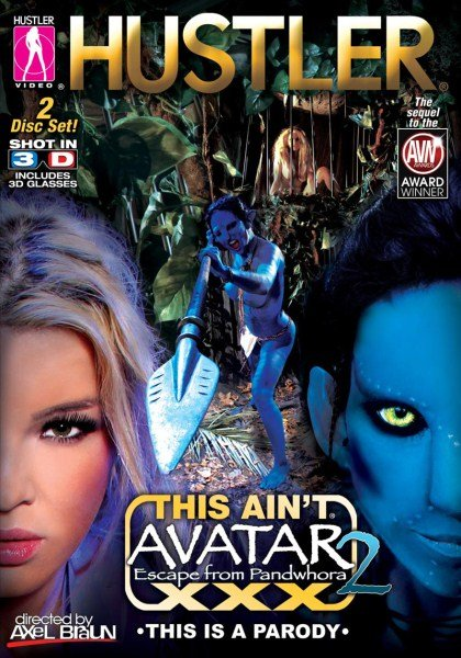 This Aint Avatar XXX 2: Escape from Pandwhora (2019/HD/720p/4.37 GB)