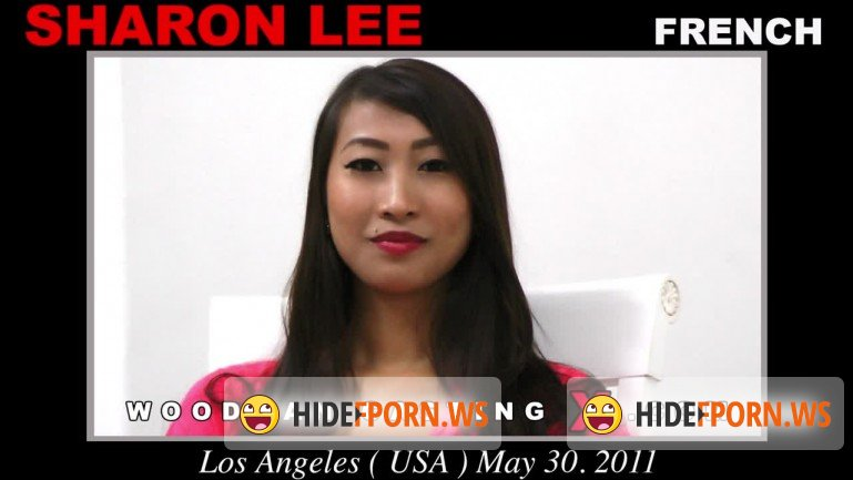 WoodmanCastingX.com - Sharon Lee - Hard - DP in Paris with 3 men [SD 480p]