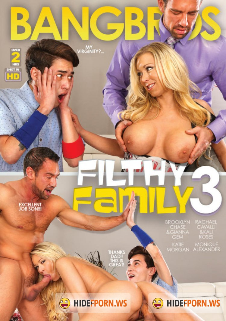 Filthy Family 3 [2019/WEBRip/SD]