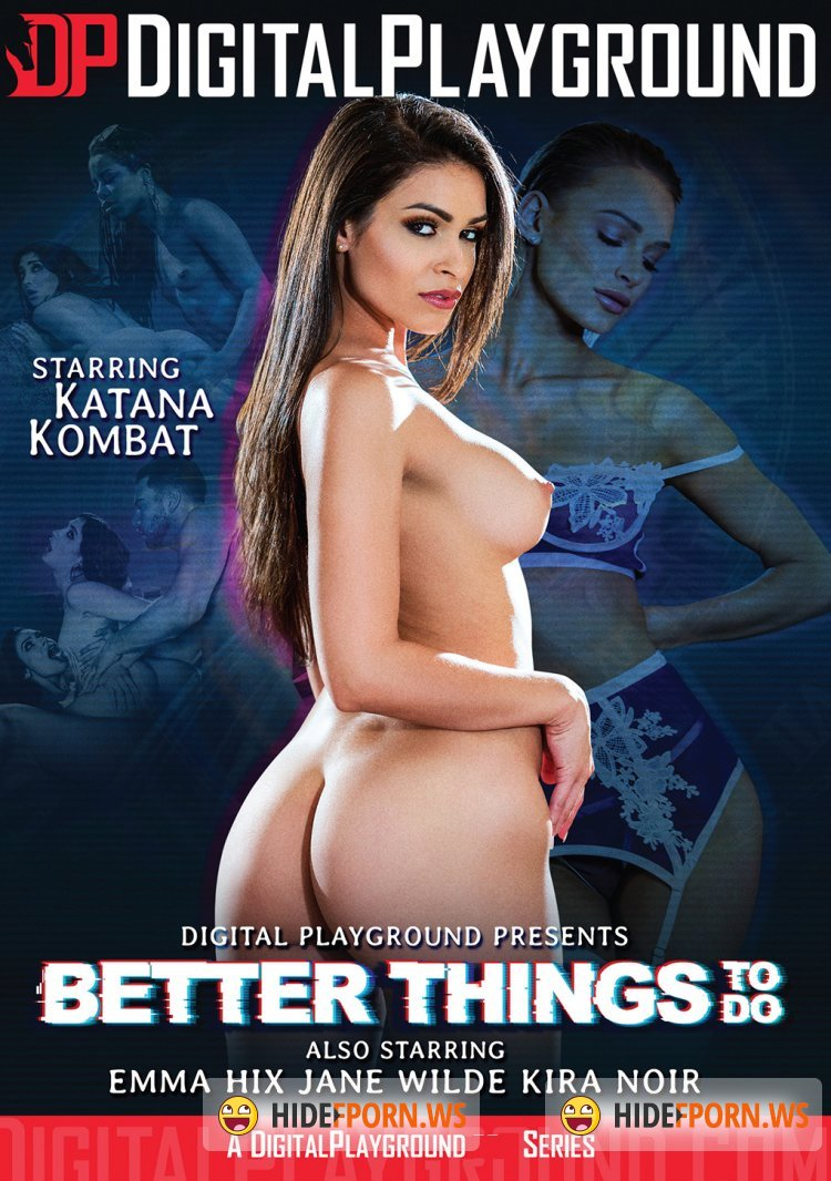 Better Things To Do [2019/WEBRip/SD]