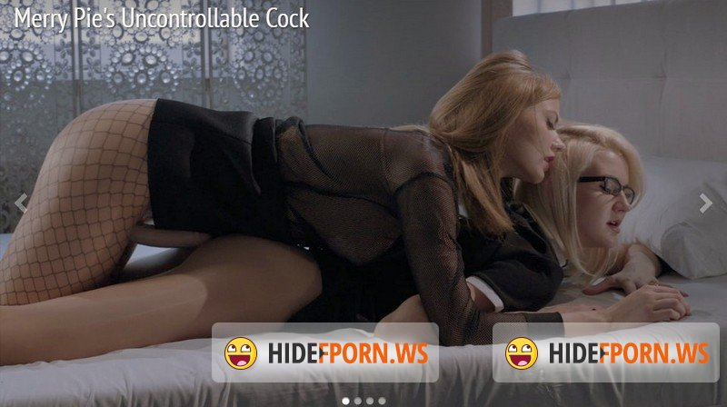 StraplessDildo.com - Merry Pie, Bree Haze - Merry Pies Uncontrollable Cock [UltraHD 4K 2160p]