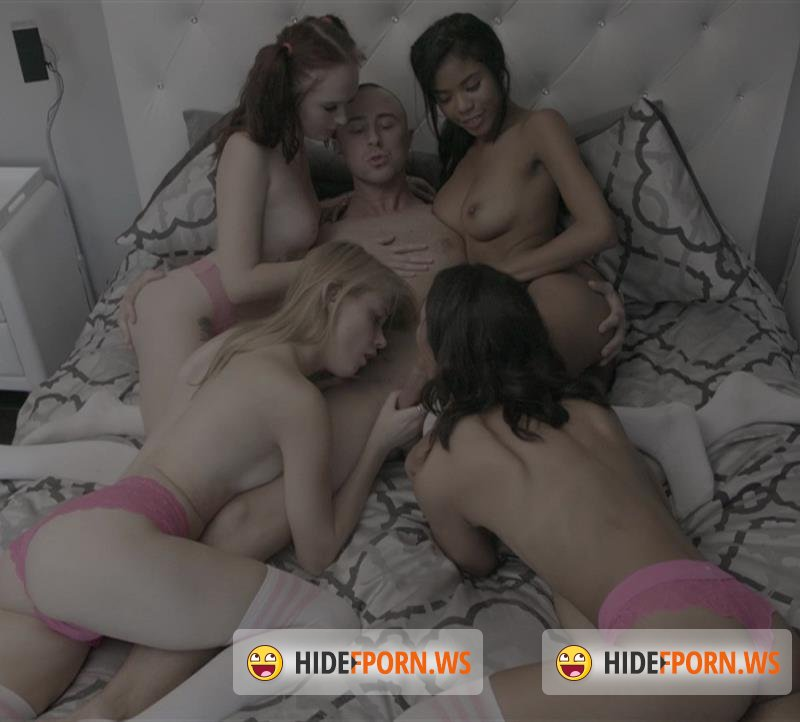 Clips4Sale.com/Mind Under Master - Hanna Hays, Nia Nacci, Aria Sky, Alice Coxxx - As You Wish: Parts 1-3 [FullHD 1080p]