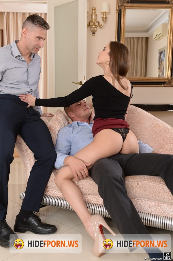 DPFanatics.com/21Sextury.com - Evelina Darling - Horny For DP [HD 720p]