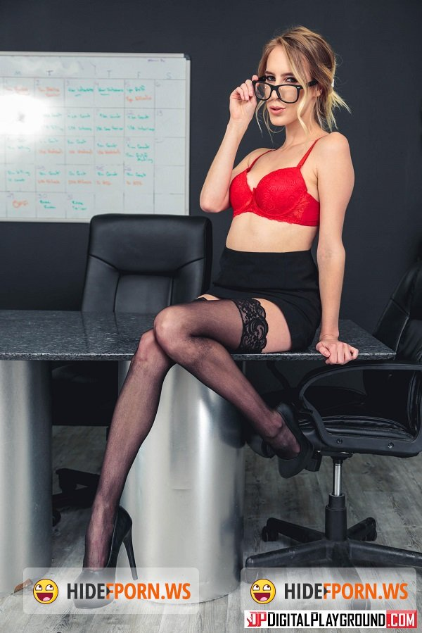 DigitalPlayground.com - Cadence Lux - Office Orgasms [FullHD 1080p]