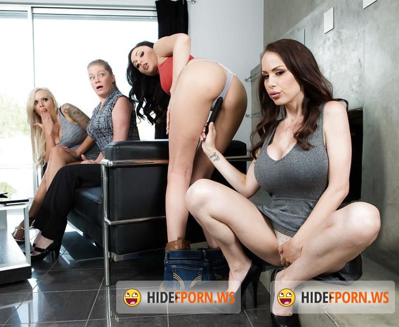 HotAndMean.com/Brazzers.com - Ariana Marie and McKenzie Lee - Sex Sells [FullHD 1080p]