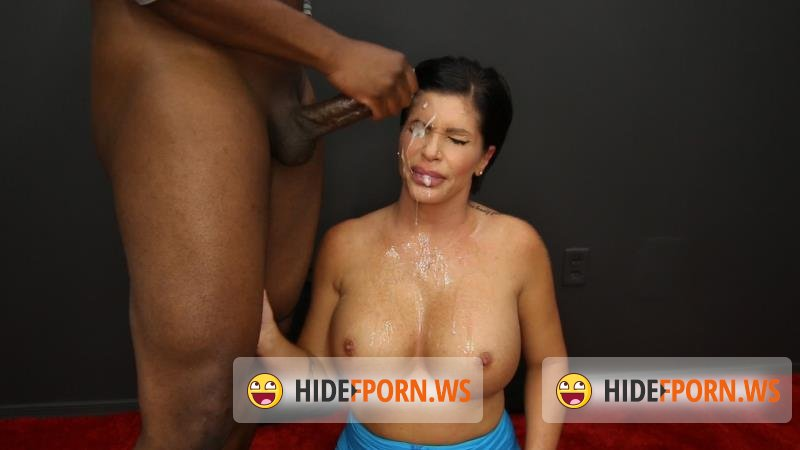 BlowBangGirls.com - Shay Fox - Big Tit MILF Takes 7 Messy Facials [FullHD 1080p]